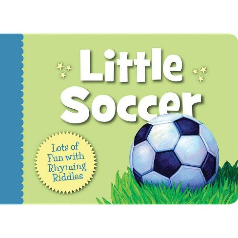 Little Soccer Board Book