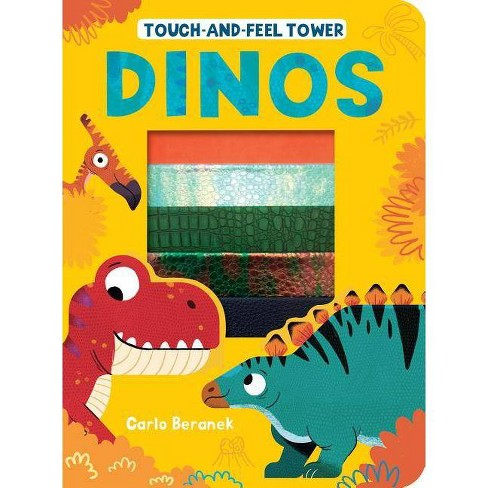 Touch and Feel Tower: Dinos