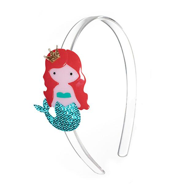 Acrylic Headband - Mermaid