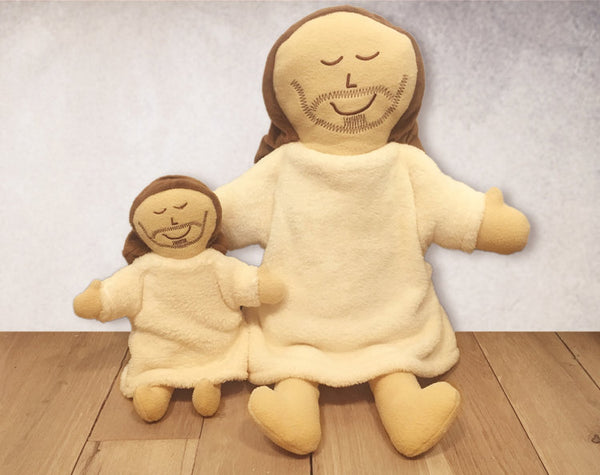 Hugs From Heaven Plush Jesus Doll