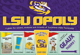 LSU-Opoly - Louisiana State University Monopoly Game