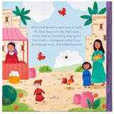Mary and Her Faithful Heart Hardcover Book