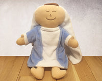Hugs From Heaven Plush Mother Mary Doll