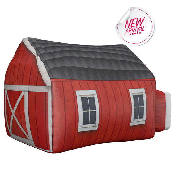 Airfort - Kid's Play Tent - Red Farmer's Barn