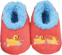 Snoozies Pairables Slippers - Ducks