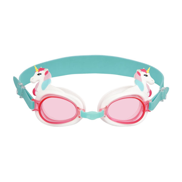 Sunnylife Unicorn Shaped Swim Goggles