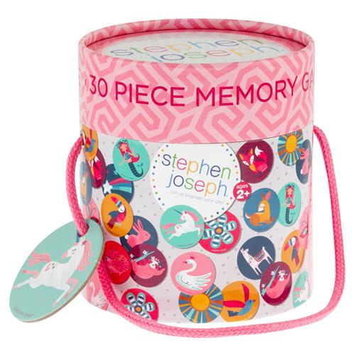 Stephen Joseph Memory Game Set - Pink