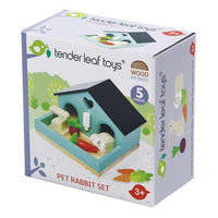Tender Leaf Toys Pet Rabbit Set