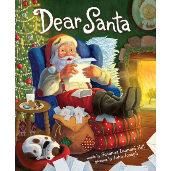 Dear Santa : For Everyone Who Believes in the Magic of Christmas