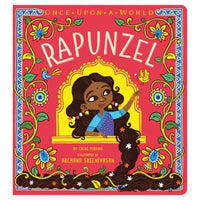 Once Upon a World: Rapunzel Board Book