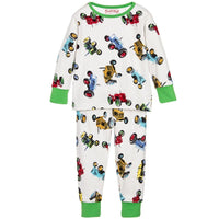 Powell Craft Tractor Pajamas