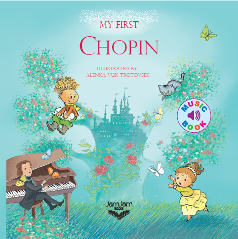 My First Chopin - Music Book