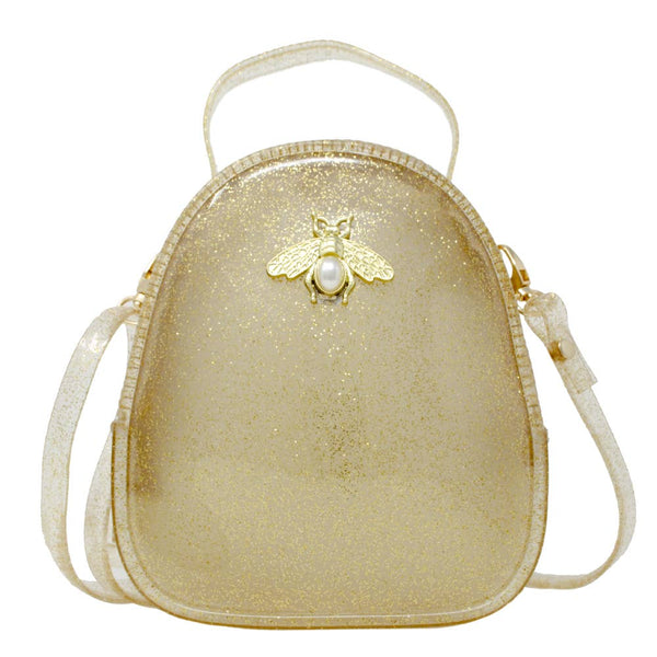 Jelly Bee Crossbody Purse