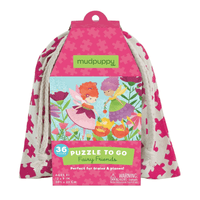 Fairy Friends To-Go Travel Puzzle