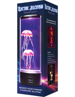 Electric Jellyfish Mood Night Light