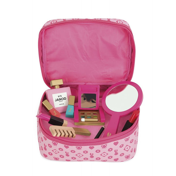 Janod Wooden Little Miss Vanity Case