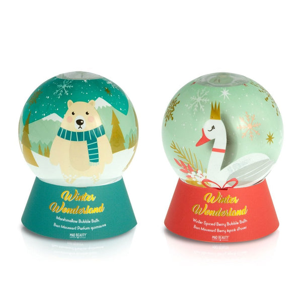 Winter Wonderland Snowglobe Bubble Bath