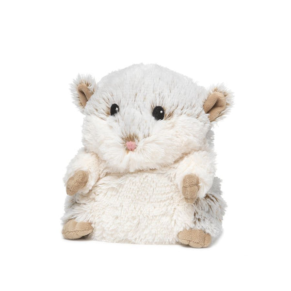 "Hamster - Warmies 13"" Microwaveable Plush Animal Lavender Scented"
