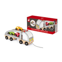 Wooden Carrier Carrier Multi Car Truck