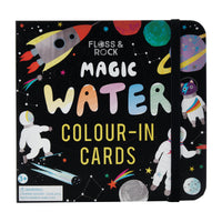 Magic Water Color-In Cards - Space