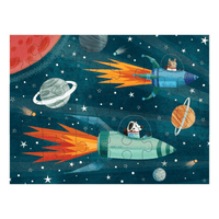 Outer Space To-Go Travel Puzzle