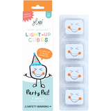 Glo Pals 4-Pack Light Up Cubes (Assorted)