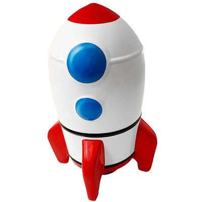 HapiNest Rocket Ceramic Bank