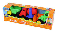 Little Tuffies 3Pc Truck Set