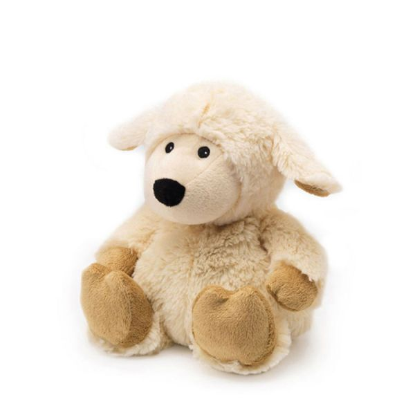 "Sheep - Warmies 13"" Microwaveable Plush Animal Lavender Scented"