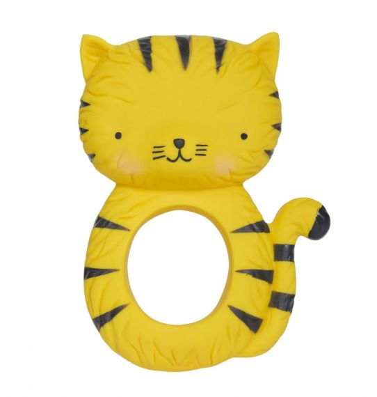 ALLC Tiger Teething Ring Teether
