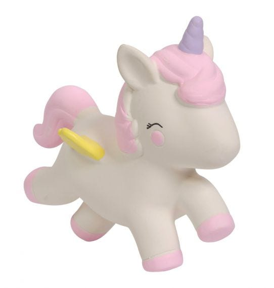 ALLC Unicorn Teether Teething Ring