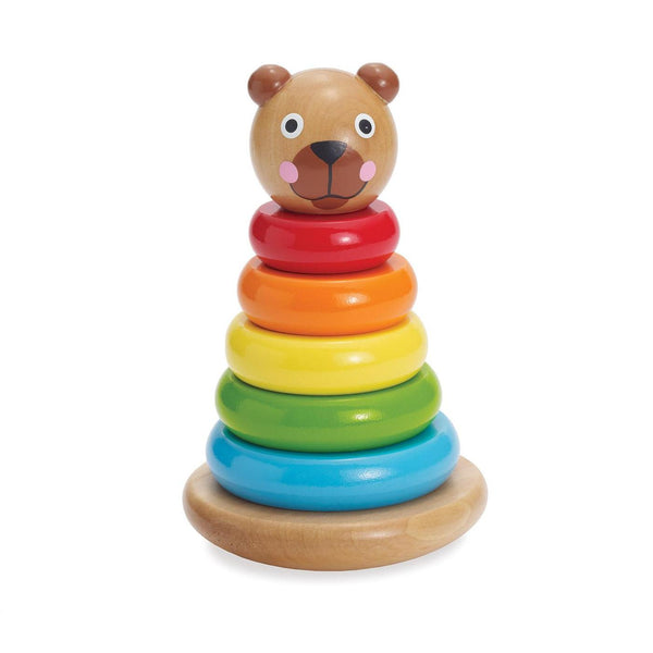Magnetic Brilliant Bear Wooden Stacker