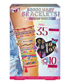 Soooo Many Bracelets! Friendship Bracelet Kit