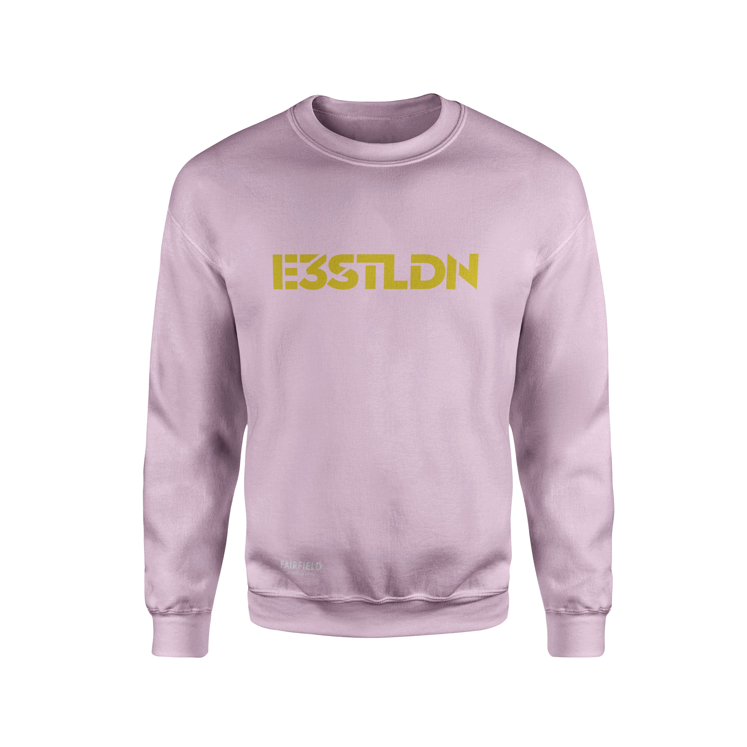 E3STLDN Pink Sweater