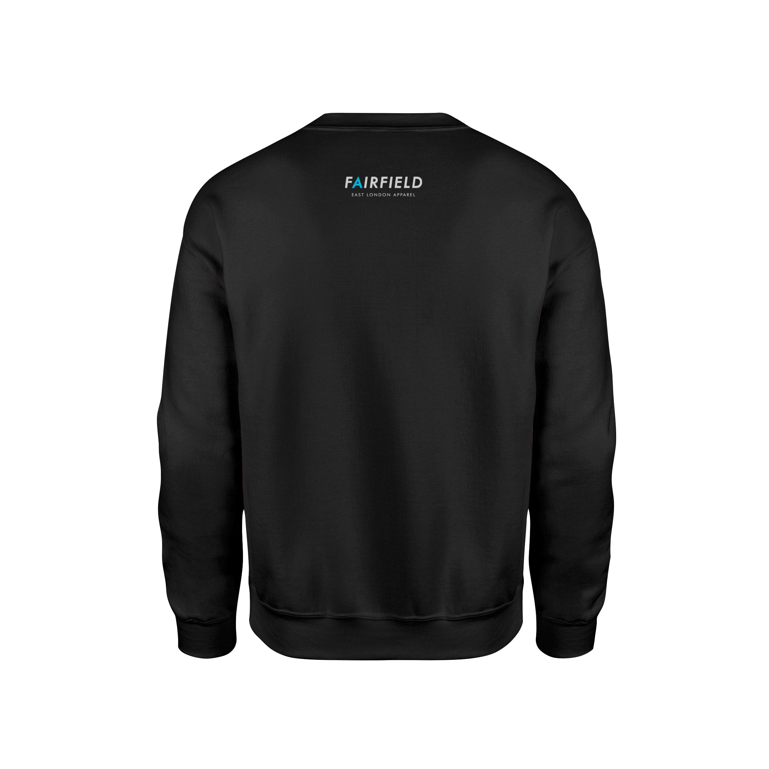 E3STLDN Black Sweater