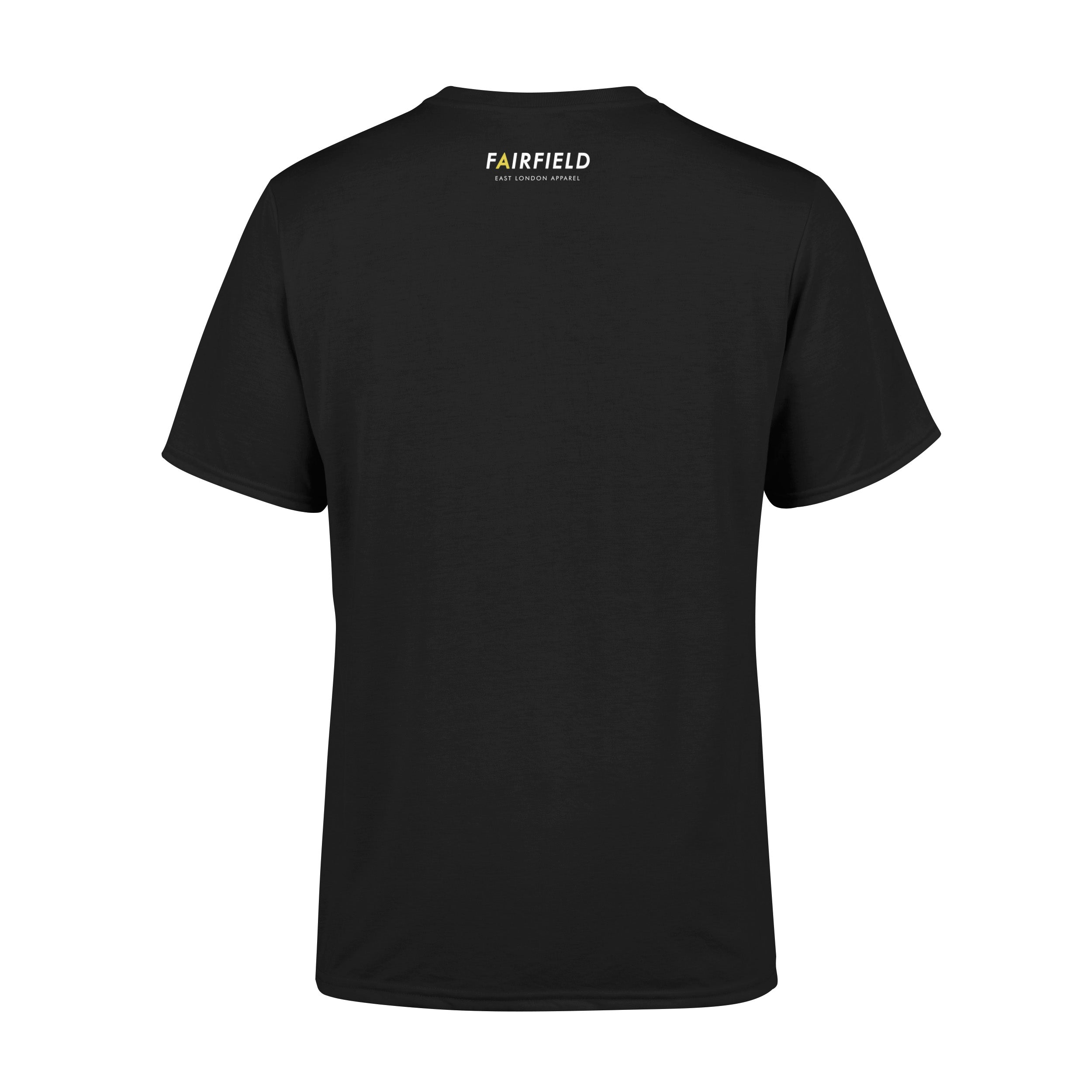 E3STLDN Gold T-shirt