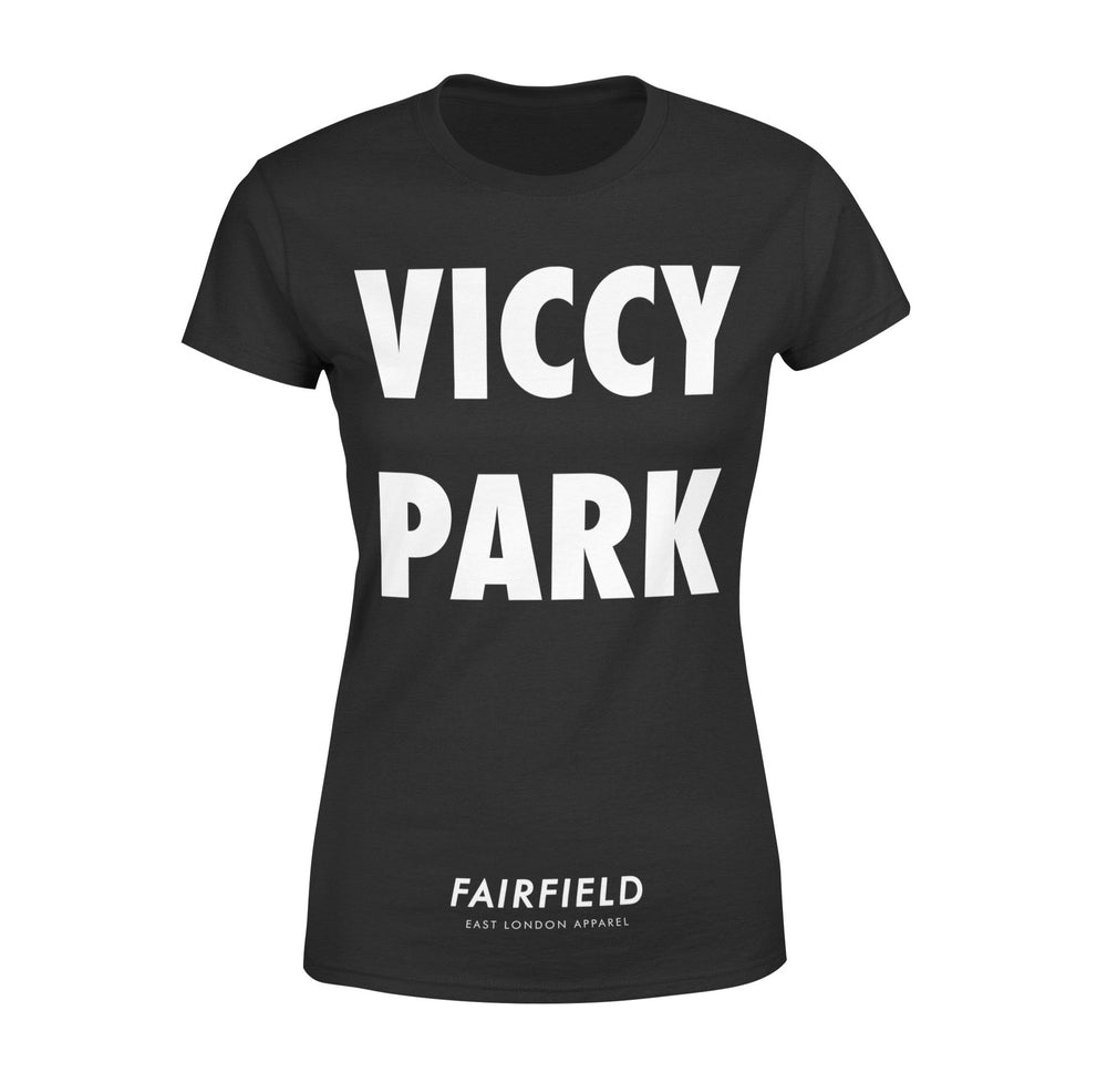 Viccy Park Womens T-shirt