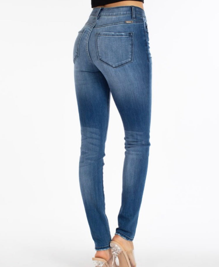Molly High Rise Skinny Jeans