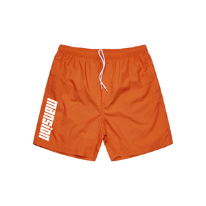 Impression Casual Shorts Orange