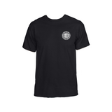 WORLDWIDE LOGO T-SHIRT BLACK