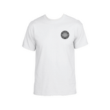 WORLDWIDE LOGO T-SHIRT WHITE