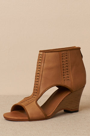 maya shoes nugget leather