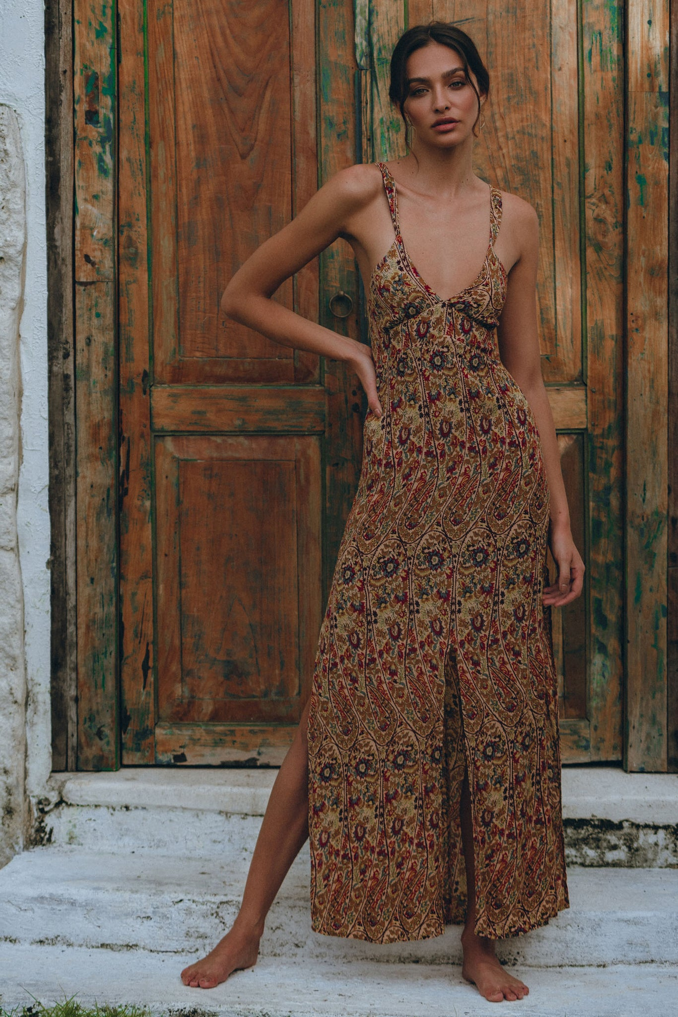 Esther Maxi Dress - uma and leopold