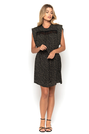 heloise dress front