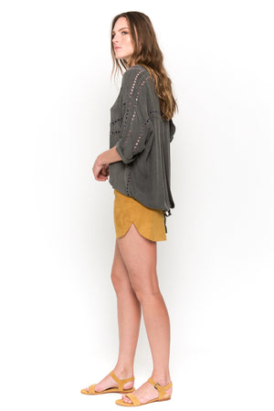 carbono lisa blouse side