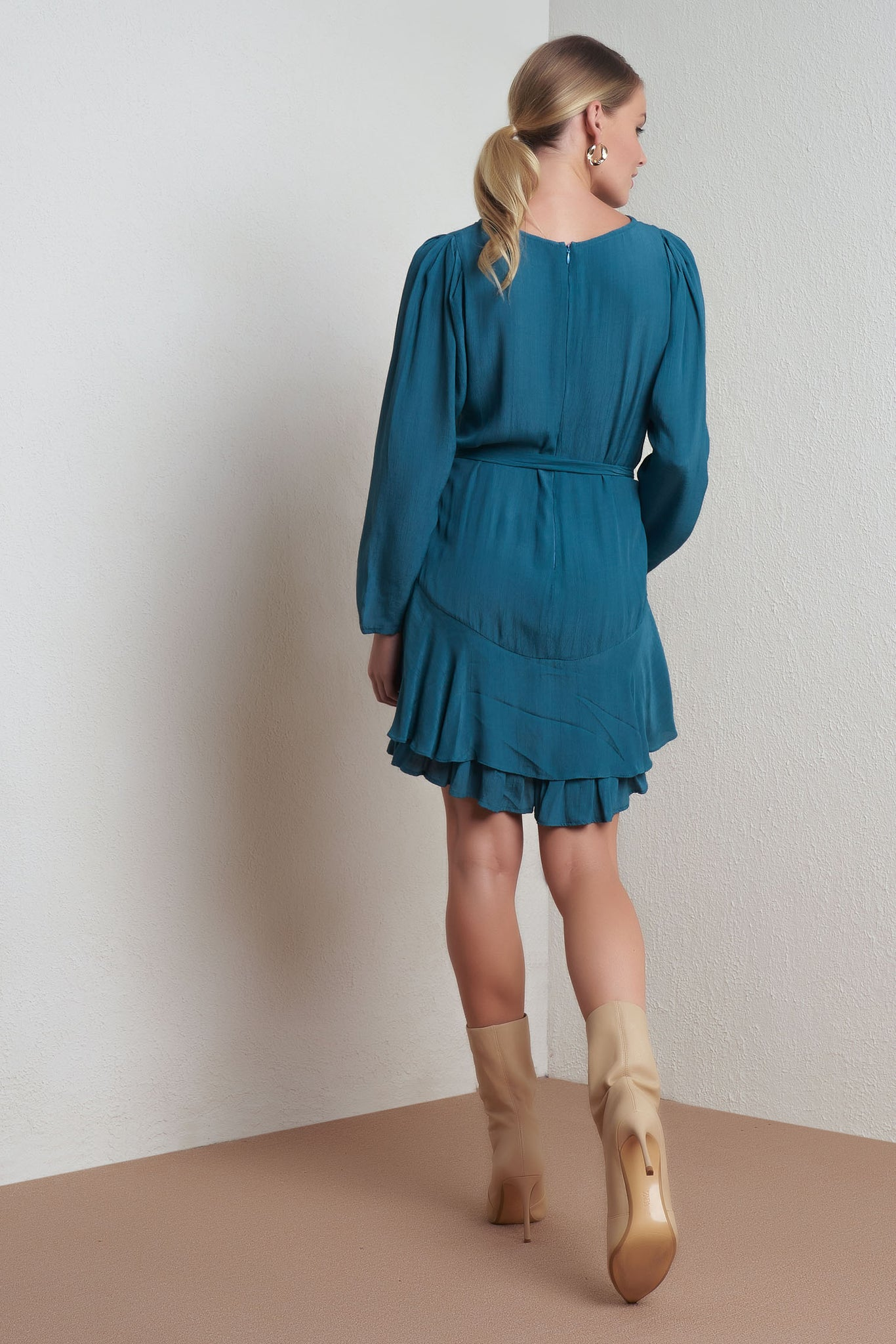 Mia Mini Dress - uma and leopold