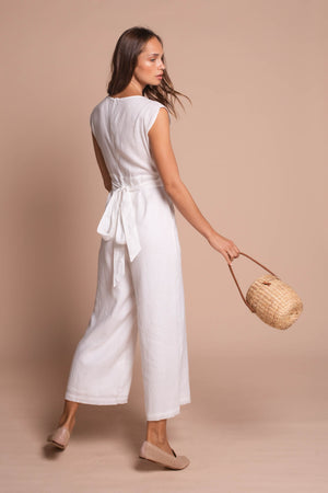 taylor playsuit white back
