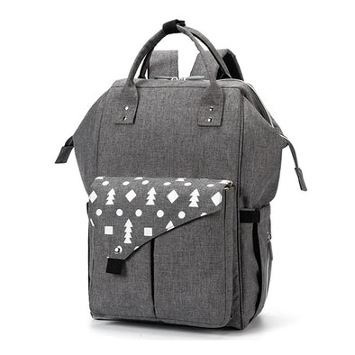 Multi functional Waterproof Diaper Backpack