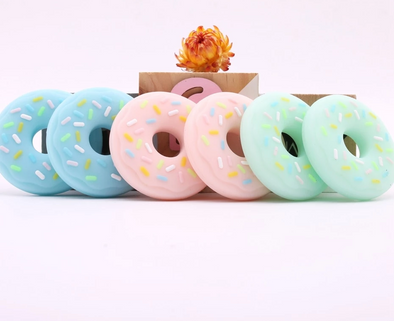High quality Teething Donut Silicone