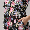 Sleeveless Maternity Nursing Dress